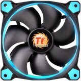 Ventilator Thermaltake Riing 14, 140mm (Albastru)