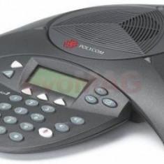 Sistem audio-conferinta Polycom Sound Station 2 Non-Expandable - Telefon VoIP