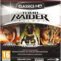 Tomb Raider Trilogy (PS3) - Jocuri PS3