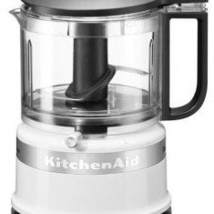 Mini Chopper KitchenAid 5KFC3516EWH, 0.83l, 240W (White Laquered) - Blender