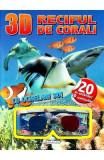 3D Reciful de corali. Cu ochelari 3D, Lisa Regan
