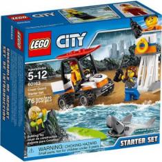 LEGO® City Set pentru incepatori garda de coasta 60163