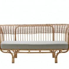 Canapea din rattan Belladonna - Mobila Rattan