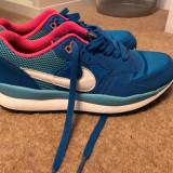Adidasi Nike pentru femei, marime 36.5/37, Albastru