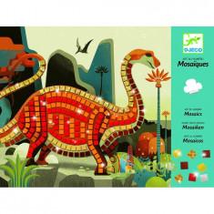 Mosaiques. Mozaic, Dinozauri