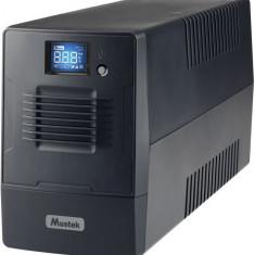 UPS Mustek PowerMust 800 LCD, 800VA / 480W, IEC