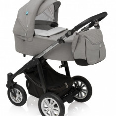 Carucior Multifunctional 2in1 Baby Design Lupo Comfort Limited 02 Satin 2017 - Carucior copii 2 in 1