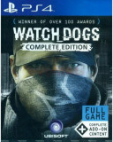 Watch Dogs Complete Edition (PS4), Ubisoft