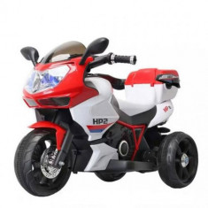 Motocicleta electrica copii Racer 6187 Red - Masinuta electrica copii