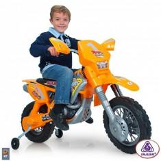 Motocicleta electrica Thunder Max VX 12V Injusa - Masinuta electrica copii