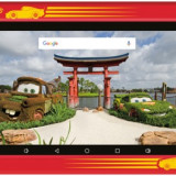 Tableta eSTAR CARS, Procesor Quad-Core A7 1.3GHz, Capacitive Touchscreen 7inch, 8GB, Wi-Fi, Android (Rosie)