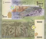 Siria Syria 1 000 Pounds UNC