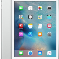 Tableta Apple iPad Mini 4, Procesor Dual-Core 1.5GHz, Retina Display LED 7.9inch, 2GB RAM, 128GB Flash, 8MP, Wi-Fi, 4G, iOS (Argintiu), 7.9 inch