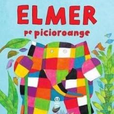Elmer pe picioroange - David McKee