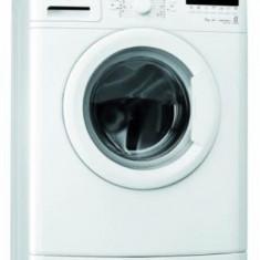 Masina de spalat rufe Slim Whirlpool AWS 71000, 6th Sense Colours, 7 Kg, 1000 RPM, Clasa A+++ (Alb)