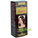 Balsam Colorant pentru Par cu Henna Nr. 15 - Saten Inchis 75ml