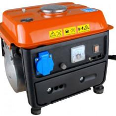 Generator Curent Electric evotools EPTO GG 650, Motor 2 timpi, Benzina, 650 W