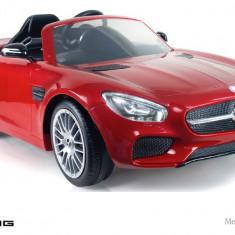 Masinuta electrica Mercedes Benz AMG GT - Masinuta electrica copii Injusa
