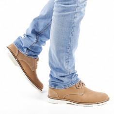 Pantofi barbati Harvey khaki