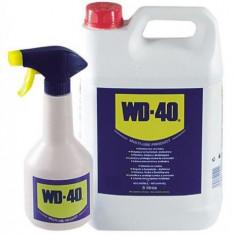 Pulverizator + Bidon WD40 WD40-5 L, 5L