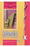 Matematica cls 10 SAM ed.2008 - A.D. Vernescu, E.I. Nedita, E.B. Eriksen, Clasa 10