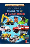 Masini si mecanisme - Cartonase - Silvia Ursache, Silvia Ursache