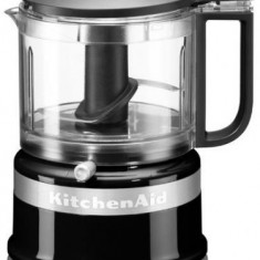 Mini Chopper KitchenAid 5KFC3516EOB, 0.83l, 240W (Black Lacquered) - Blender