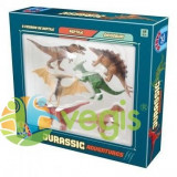 Jurassic Adventures: 6 Figurine de reptile