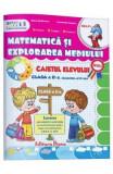 Matematica si explorarea mediului - Clasa a 2-a. Sem. 2 - Caiet - Elena Stefanescu,Constanta Stuparu