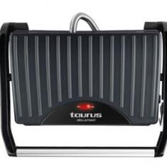Sandwich maker Taurus Grill & Toast, 700W (Negru/Gri)