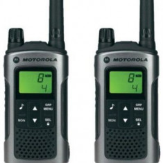 Statie radio Motorola T80 PMR, set cu 2 bucati
