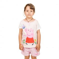 Pijama fete Peppa roz