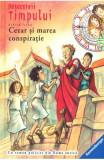 Detectivii timpului 8: Cezar si marea conspiratie - Fabian Lenk