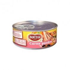 Bucegi Carne de pasare 300g - Conserve
