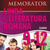 Memorator romana clasa 9-12 - Mihaela Daniela Cirstea