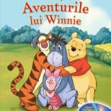 Aventurile Lui Winnie (Carte + Cd Audio. Lectura: Vlad Gherman) - Disney Winnie De Plus - Carte educativa