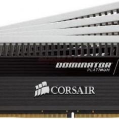 Memorii Corsair Dominator Platinum DDR4, 4x4GB, 3000 MHz, CL 15 - Memorie RAM