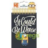 Despicable Me, Mini sketch book. Carnetel de schite