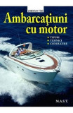 Ambarcatiuni cu motor - Christian Tied