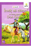 Invat sa citesc! In lima spaniola - Don Quijote - Nivelul 1, Miguel de Cervantes