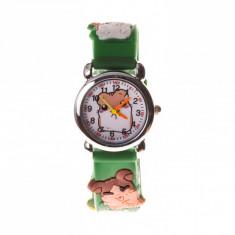 Ceas pentru copii 1626 verde - Ceas copii