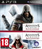 Assassins Creed Revelations & Assassins Creed Brotherhood (PS3), Ubisoft