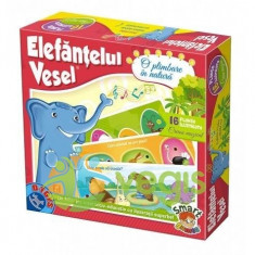Elefantelul vesel - Plimbare natura (71903)