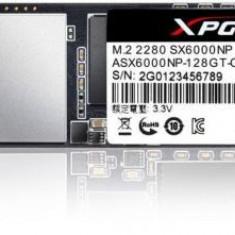 SSD A-DATA XPG SX6000, 128GB, M.2 PCIe, A-data