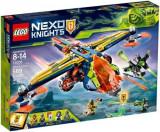 LEGO® Nexo Knights X-Arcul lui Aaron 72005