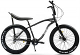 Bicicleta Pegas Cutezator EV Banana, Cadru 17inch, Roti 26inch, 7 Viteze (Negru)