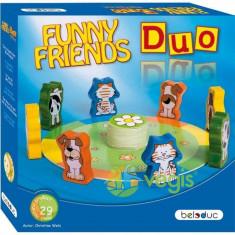 Joc - Prietenii veseli Duo - Beleduc