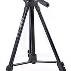 Trepied Foto Rollei Fotopro Digi 9300, cap 3D (Negru)