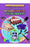 Scule, unelte, instrumente - Cartonase - Silvia Ursache, Silvia Ursache