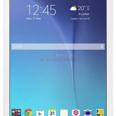 Tableta Samsung Galaxy Tab E T560, Procesor Quad-Core 1.3GHz, TFT Capacitive touchscreen 9.6inch, 1.5GB RAM, 8GB, 5MP, Wi-Fi, Android (Alb)